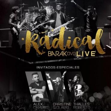 BARAK CD/DVD LIVE  -ÁLBUM RADICAL-