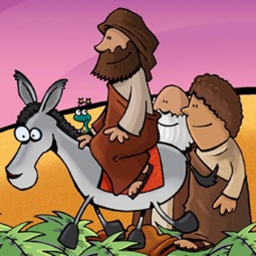 Nuhbe.tv estrena «La historia de la Semana Santa»