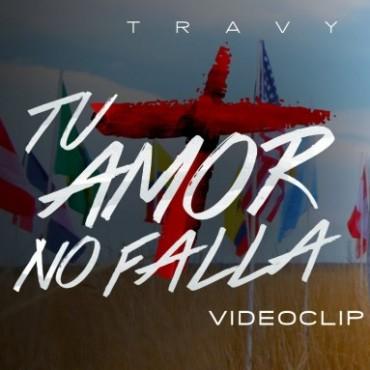 «Tu amor no falla»: Travy Joe celebra la obra de Jesucristo por nosotros